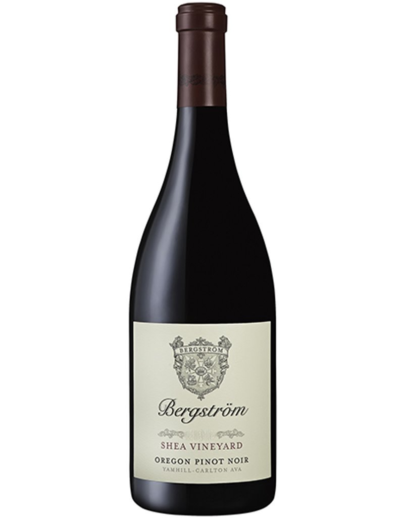 Bergström 2018 Shea Pinot Noir, Willamette Valley, Oregon