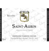 Domaine Fabien Coche 2016 Saint Aubin Blanc, Burgundy, France