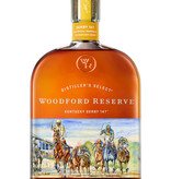 Woodford Reserve 147th Derby Bottle Kentucky Straight Bourbon Whiskey 1L