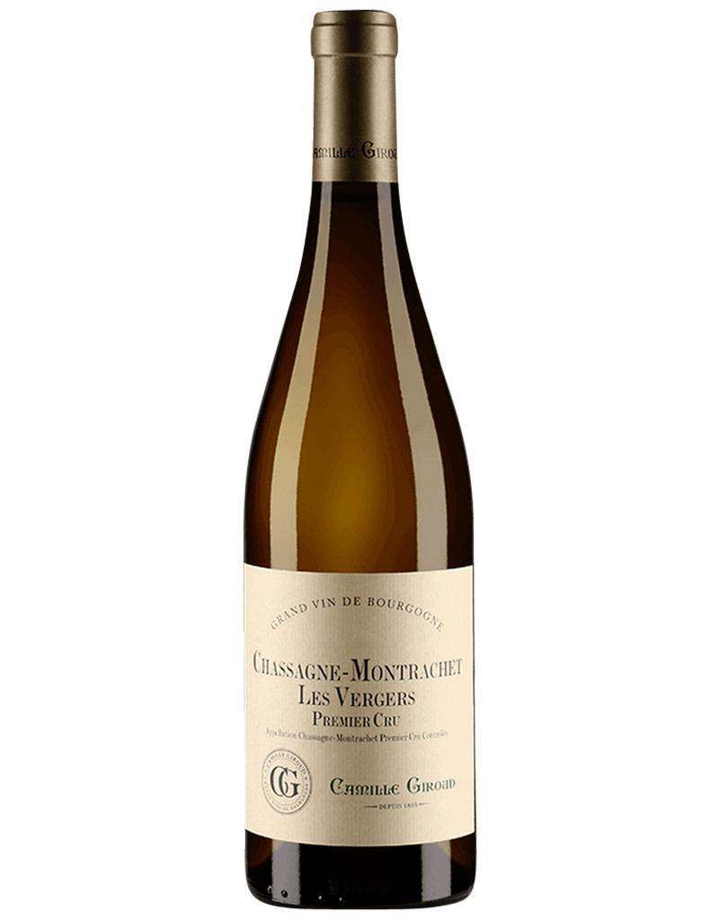 Camille Giroud 2017 Les Vergers Chassagne-Montrachet Premier Cru, Burgundy, France