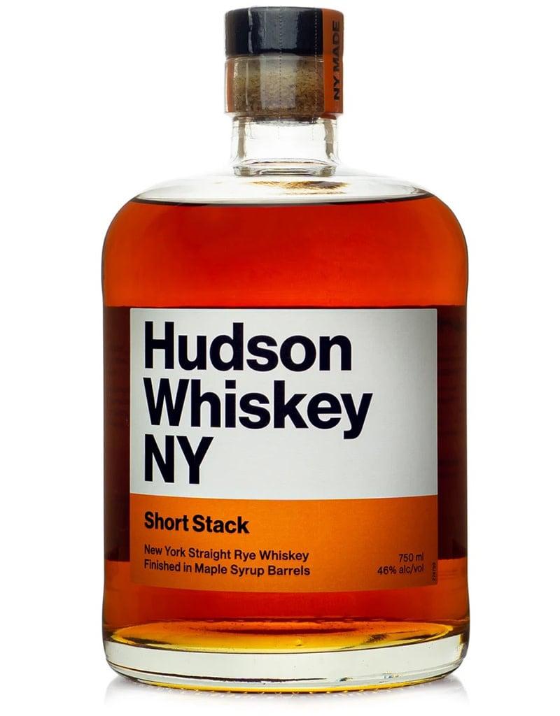 Hudson Short Stack Straight Rye Whiskey, New York