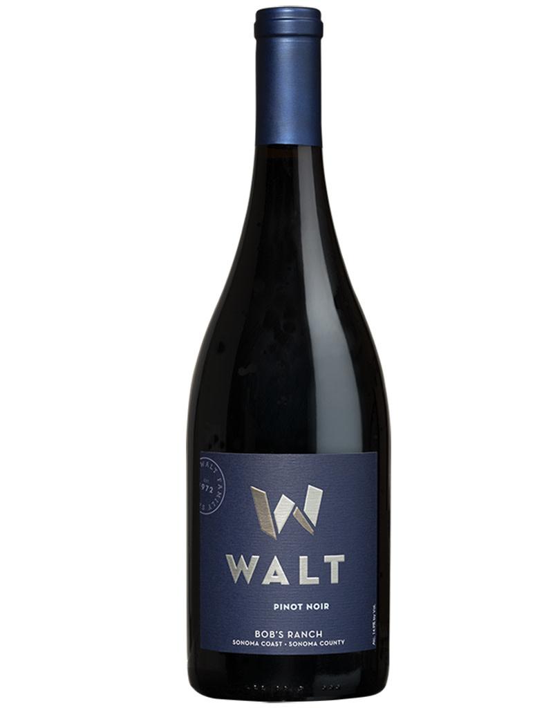 Walt Wines 2018 Bob's Ranch, Pinot Noir Sonoma Coast, California