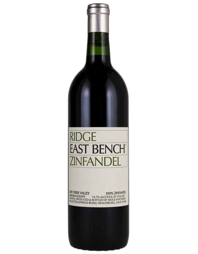 RIDGE Vineyards 2019 East Bench Zinfandel, Dry Creek Valley, Sonoma, California