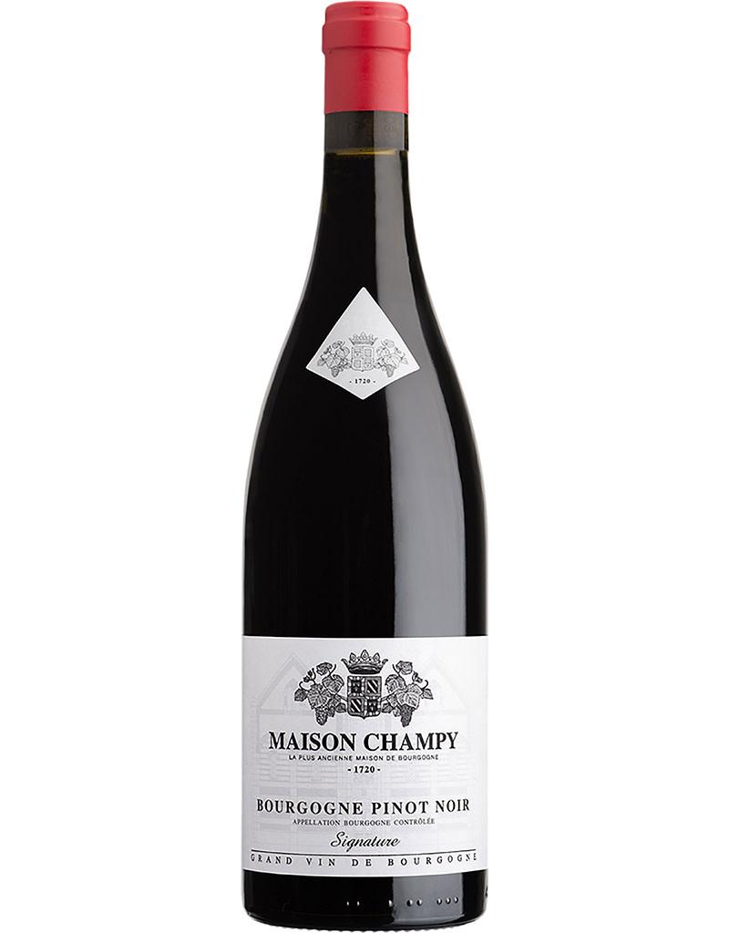 Maison Champy 2017 'Cuvée Edme' Rouge Signature, Burgundy, France