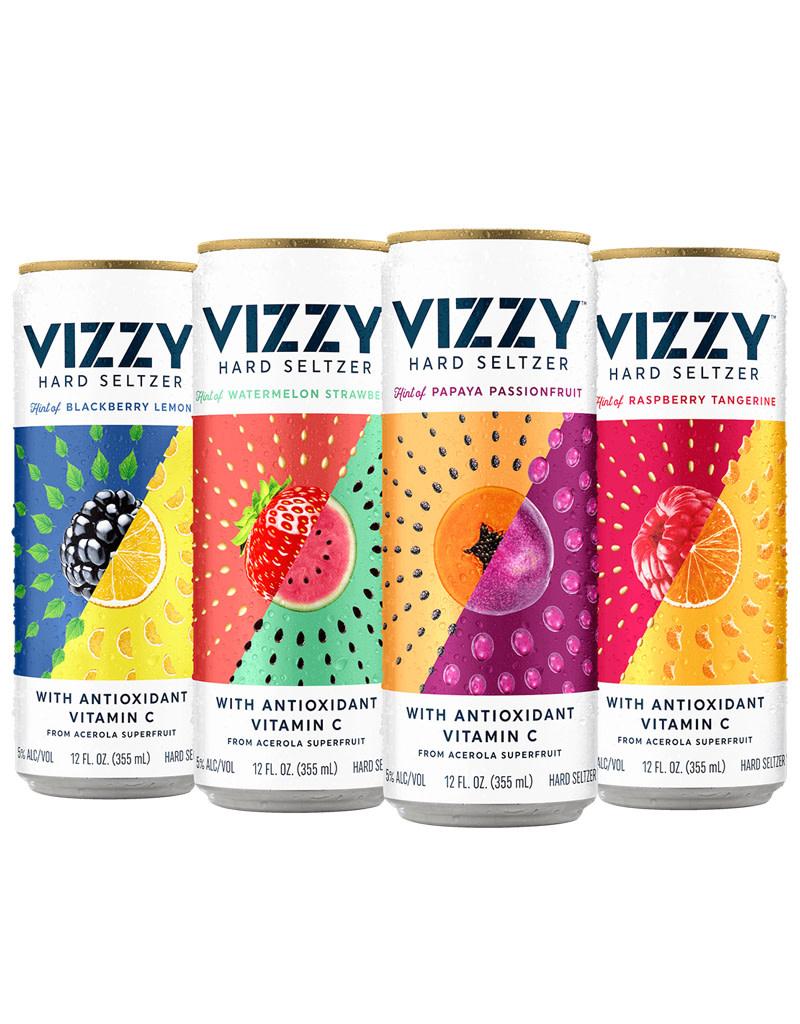 VIZZY Hard Seltzer Variety No. 2, Texas 12pk Cans