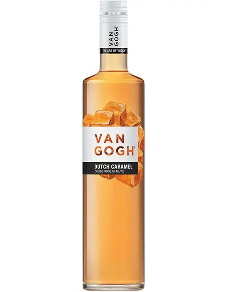 Vincent Van Gogh Dutch Caramel Vodka, Holland