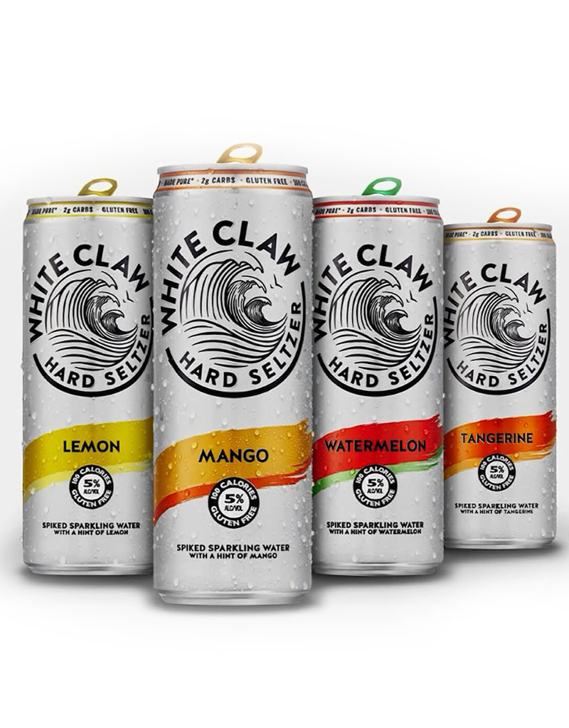 White Claw Hard Seltzer Variety Pack No. 2, 12pk Cans
