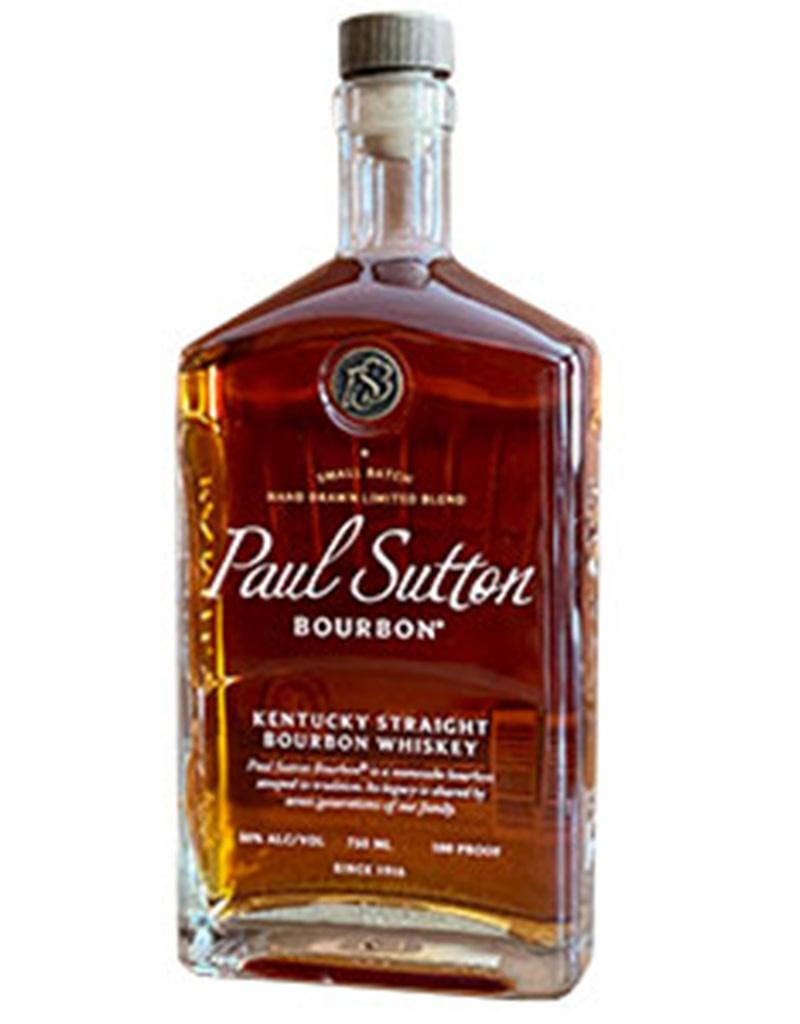 Paul Sutton Small Batch Bourbon, Kentucky