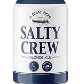 Salty Crew Blond Ale Beer, 6pk