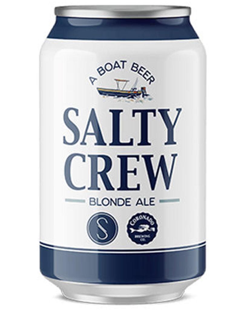 Coronado Brewing Co. 'Salty Crew' Blonde Ale Beer, California 6pk