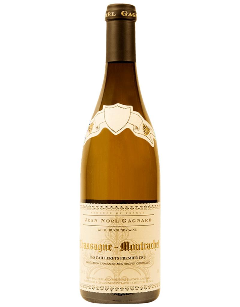 Jean Noël  Gagnard 2018 'Les Caillerets' Chassagne-Montrachet, Premier Cru Burgundy, France