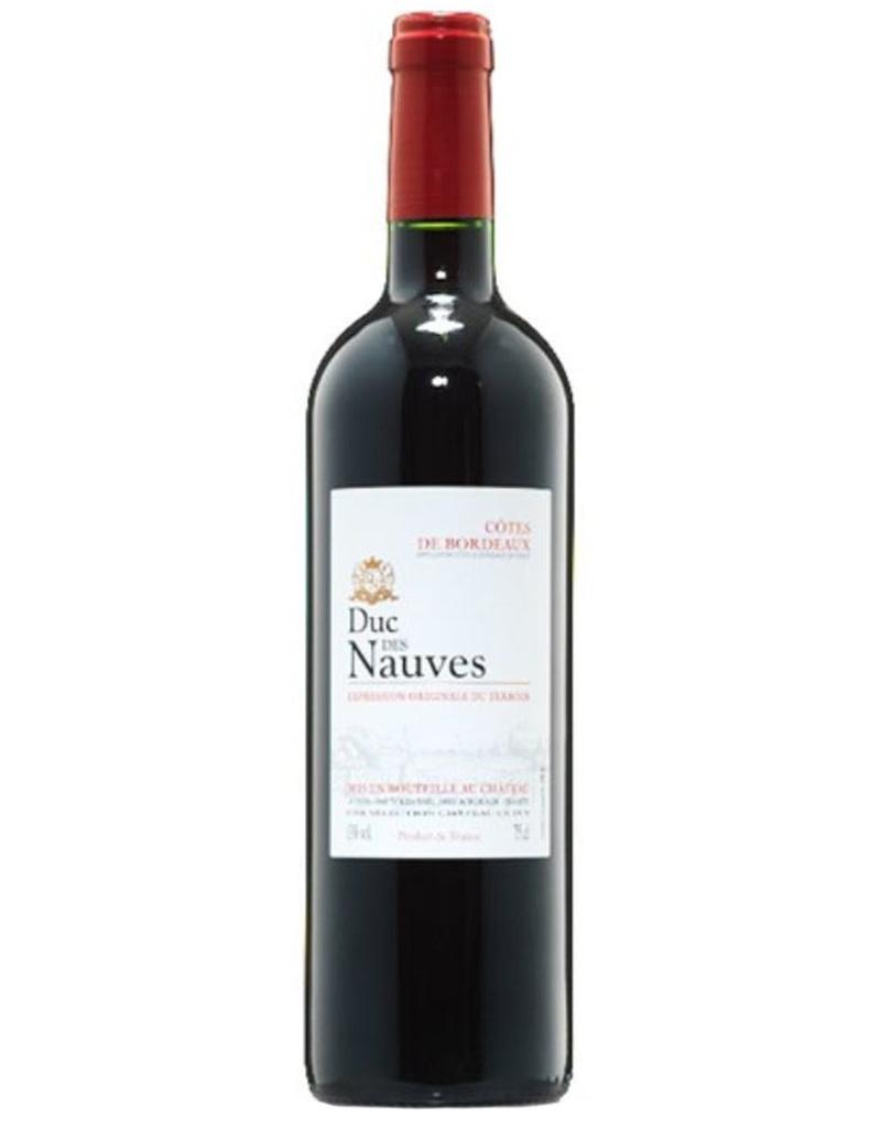 Château le Puy 2018 'Duc des Nauves' Côtes de Bordeaux, France