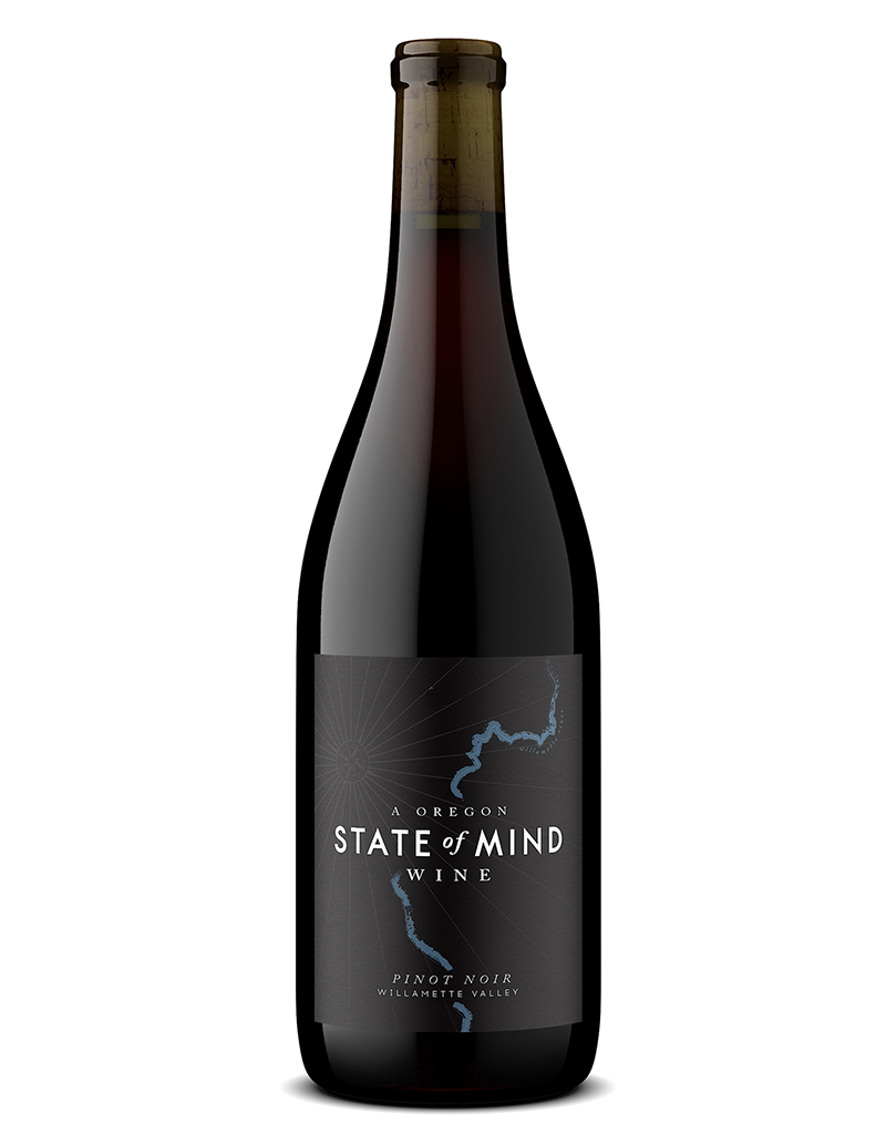 State of Mind 2017 Pinot Noir, Willamette Valley, Oregon