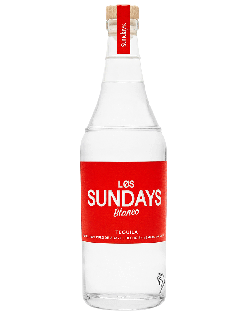 Løs Sundays Tequila Blanco, México