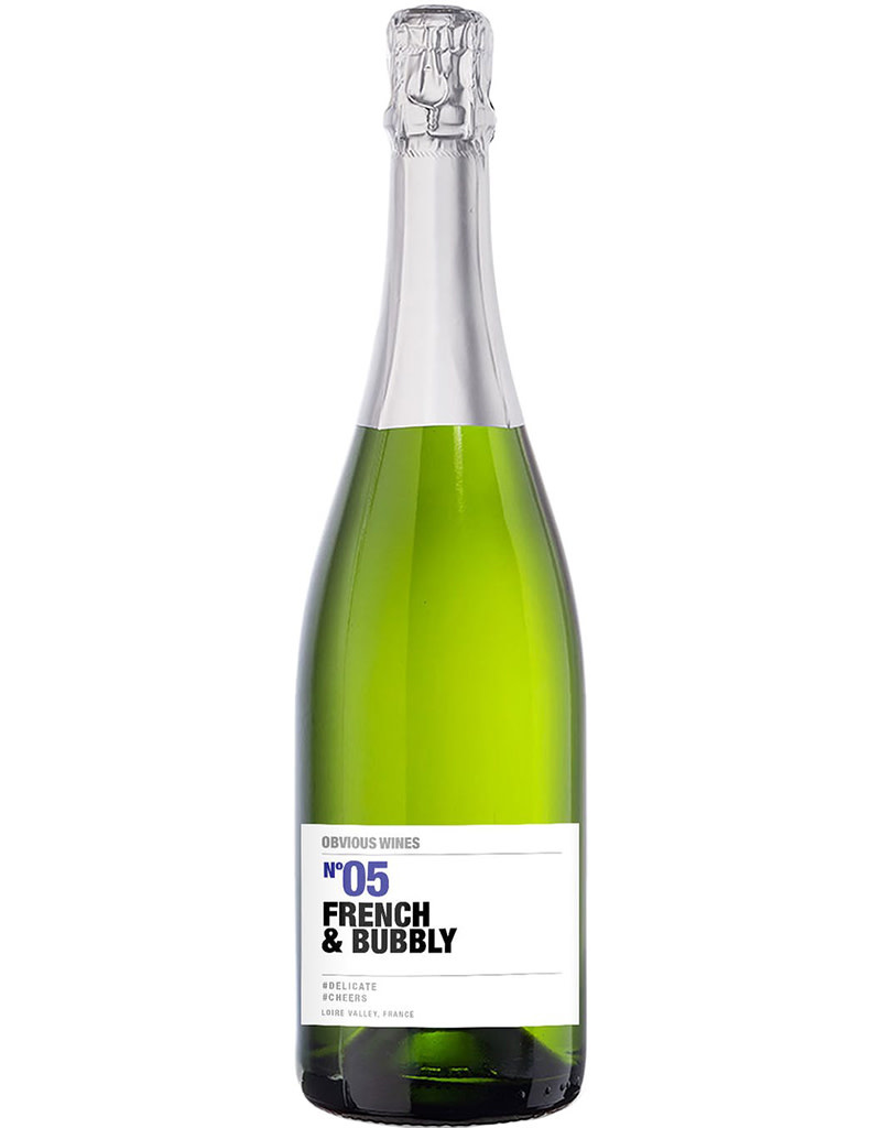 Obvious Wines No. 05 French & Bubbly, Cremant de Loire, France