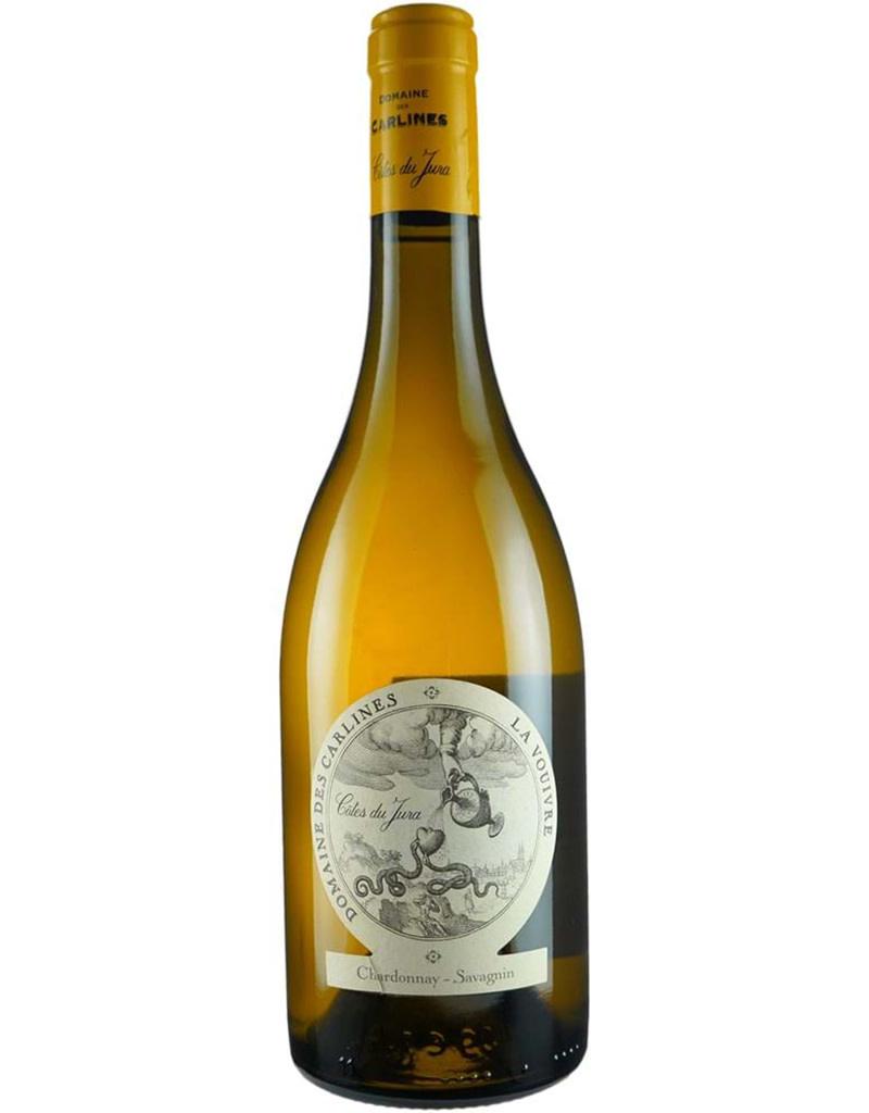 Domaine des Carlines 2017  'La Vouivre' Chardonnay - Savagnin, Côtes du Jura, France