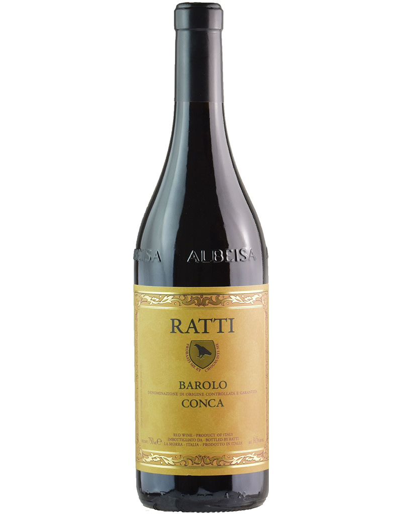 Ratti 2017 'Conca' Barolo DOCG, Piedmont, Italy [Organic]