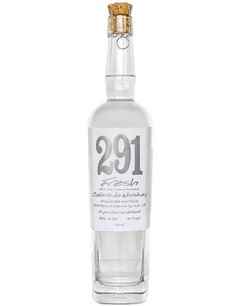 Distillery 291 'Fresh' Corn Whiskey, Colorado