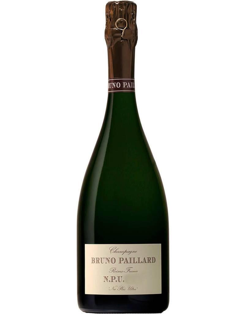 Bruno Paillard 2004 N.P.U. Nec Plus Ultra, Champagne, France
