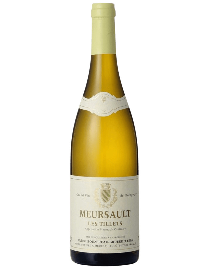 Domaine Hubert Bouzereau-Gruere et Filles 2018 'Les Tillets' Meursault, Burgundy, France
