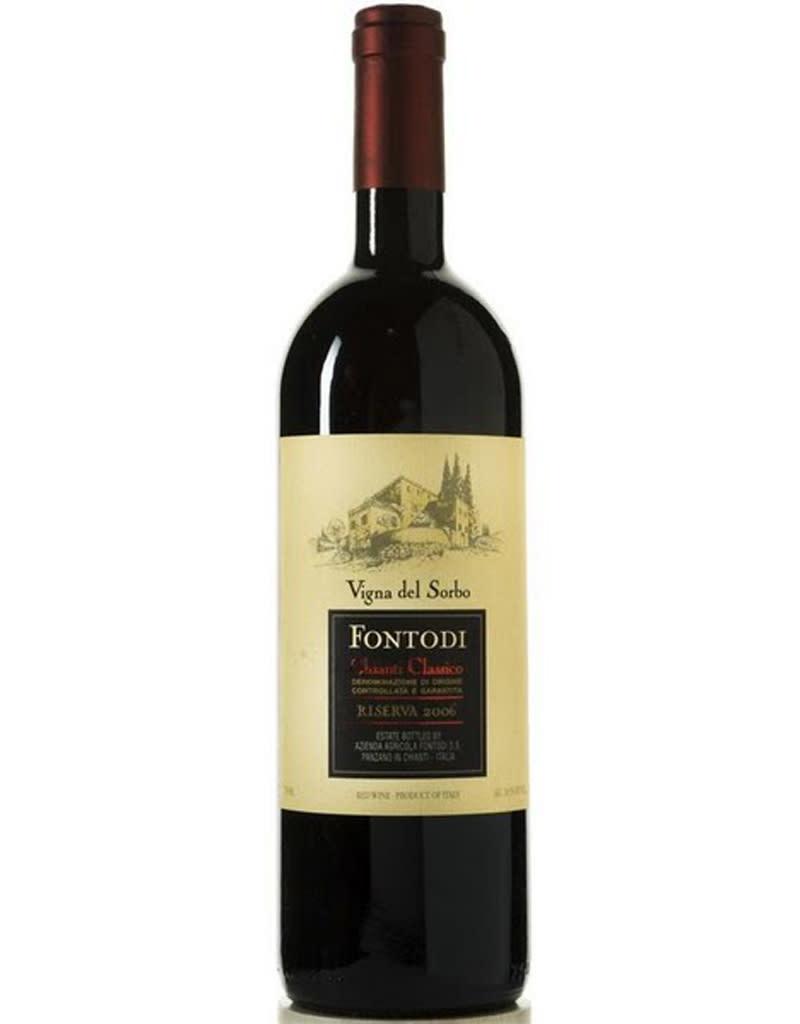Fontodi Vineyards Fontodi 2018 Vigna del Sorbo, Chianti Classico Gran Selezione DOCG, Italy [Organic]