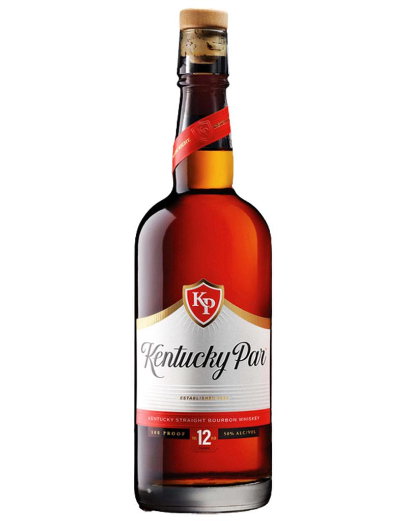 Kentucky Par 12 Year Straight 100 Proof, Bourbon Whiskey, Kentucky [Bottled: 10-2020]