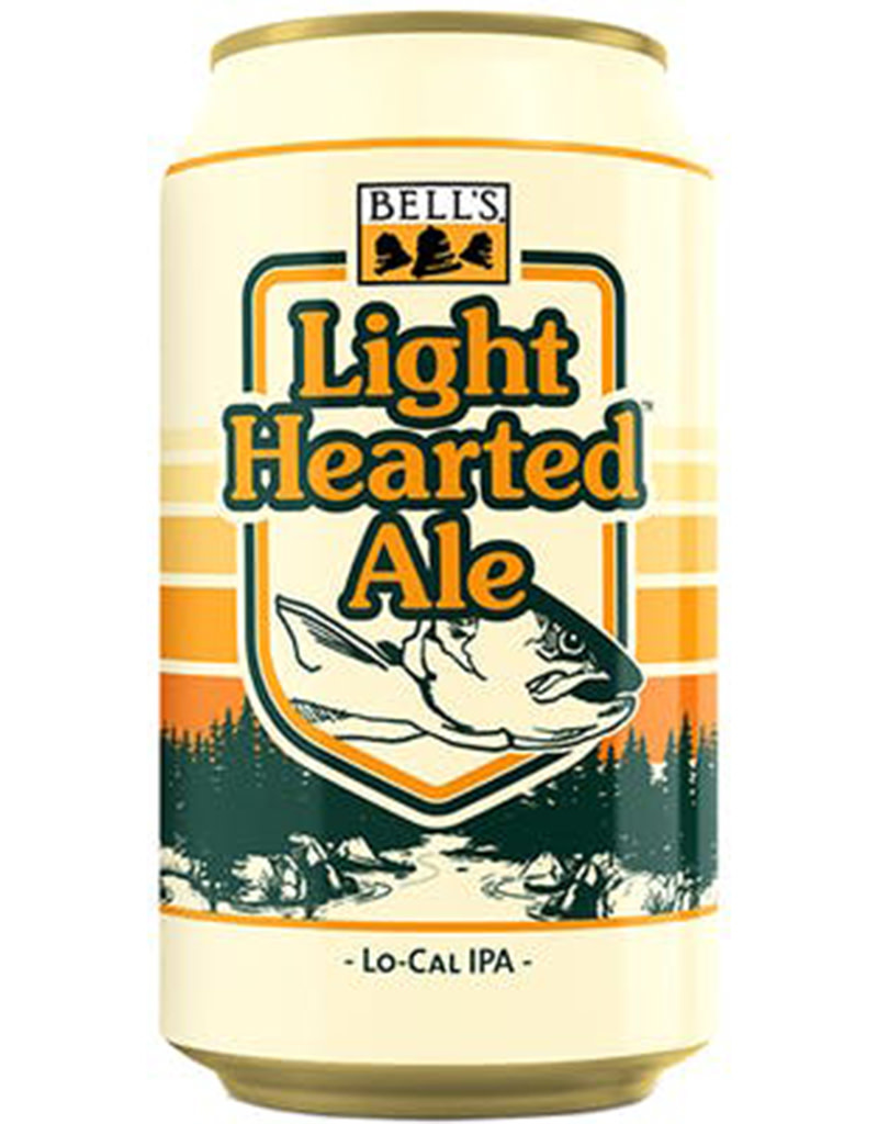 Bell's Brewery Bell's Brewery Light Hearted Ale, 6pk Cans