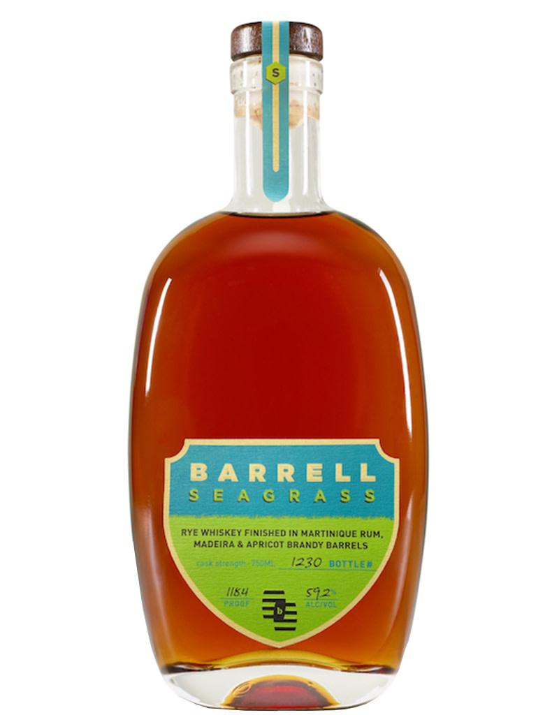 Barrell Craft Rye Seagrass by Craft Spirits, Kentucky