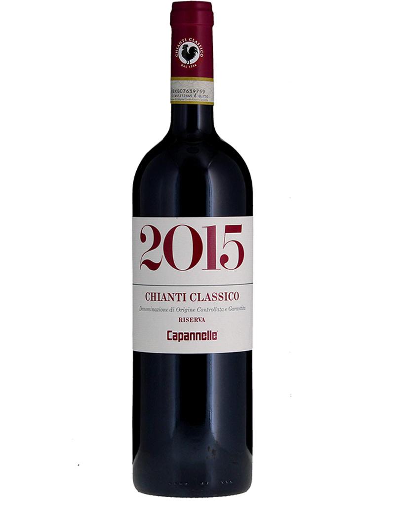 Capannelle Capannelle 2015 Chianti Classico Riserva, Tuscany, Italy