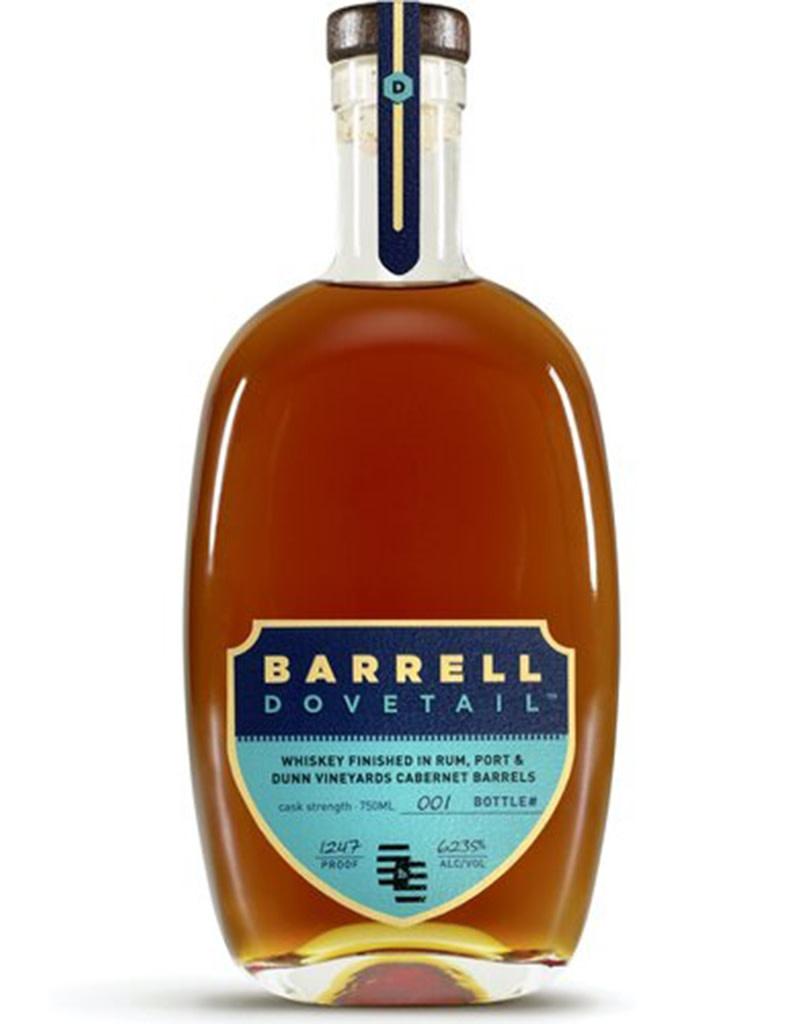 Barrell Craft Bourbon Dovetail by Craft Spirits, Kentucky