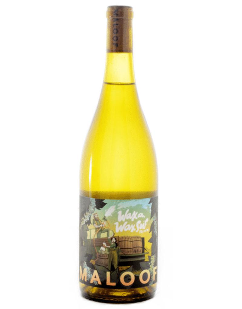 Ross & Bee Maloof  2020 'Wax on Wax Soif' Blanc, Applegate Valley, Oregon