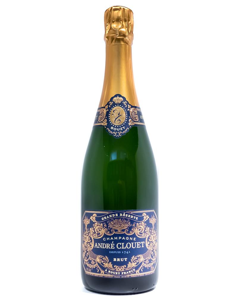 André Clouet Grande Réserve Brut, Bouzy, Champagne, France