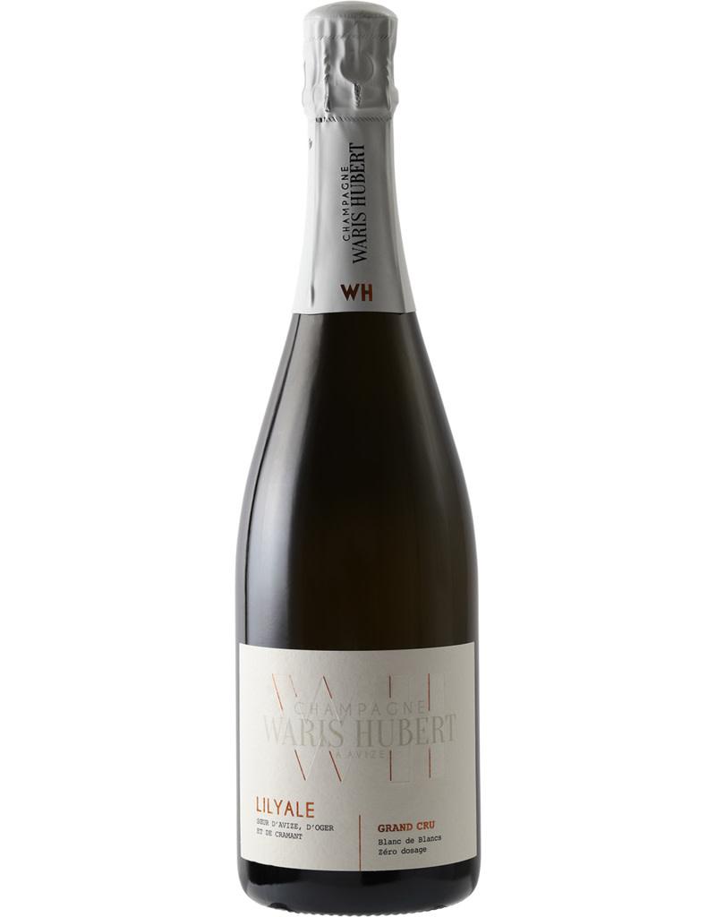 Waris-Hubert 'Lilyale' Blanc de Blancs Grand Cru Zéro Dosage Champagne, France