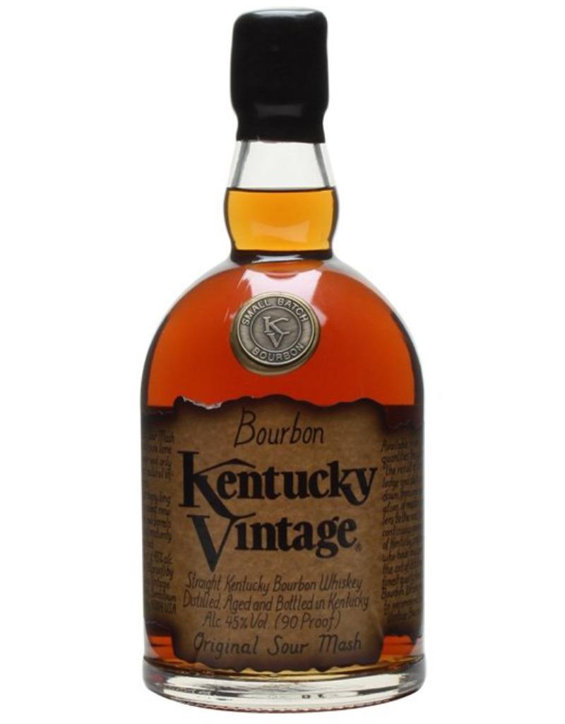 Kentucky Vintage Original Sour Mash Straight Bourbon Whiskey, Kentucky
