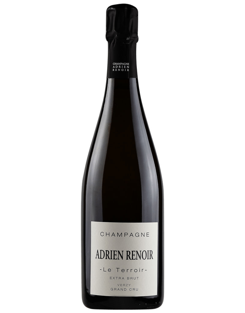 Adrien Renoir 'Le Terroir' Verzy Grand Cru Extra Brut Champagne, France