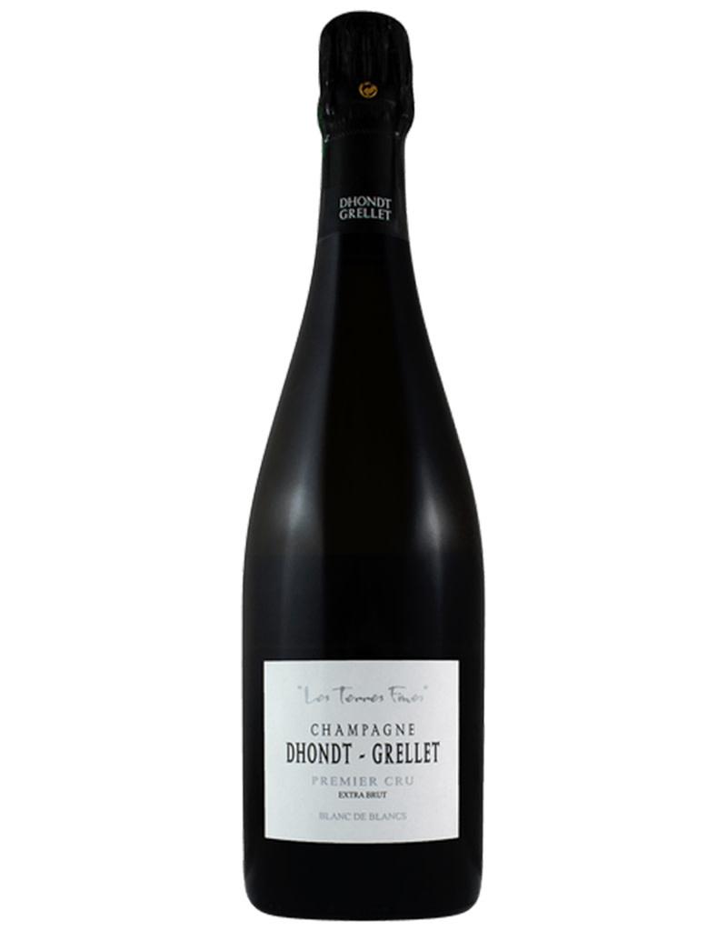 Dhondt-Grellet 'Les Terres Fines' Blanc de Blancs Premier Cru Extra Brut Champagne, France