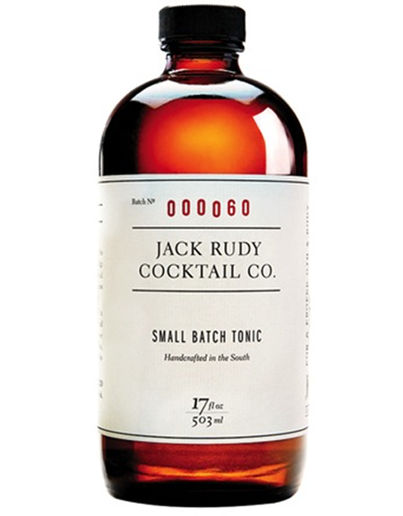 Small Batch Tonic by Jack Rudy Cocktail Co.