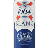 Kronenbourg 1664, French Beer 330mL, Single Can