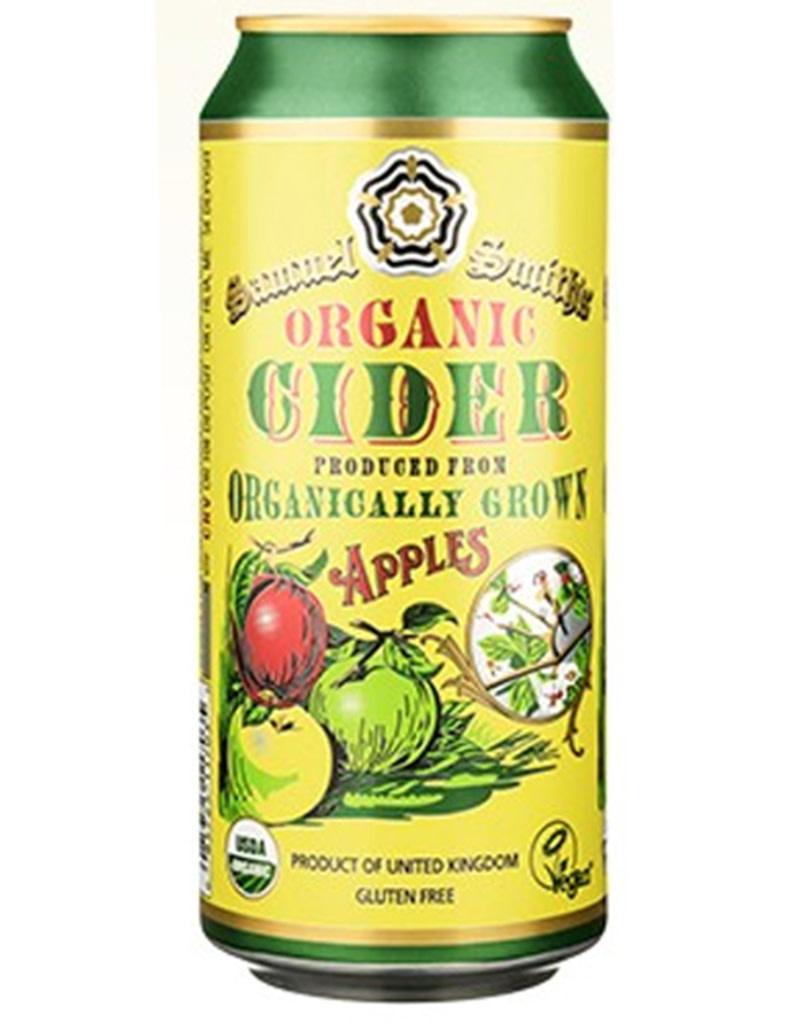 Samuel Smith's Organic Cider 14.9oz, England Single Can
