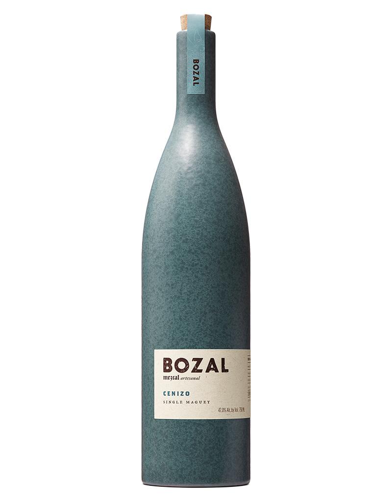 Bozal Mezcal Bozal Single Maguey Cenizo Mezcal Joven, Durango, México