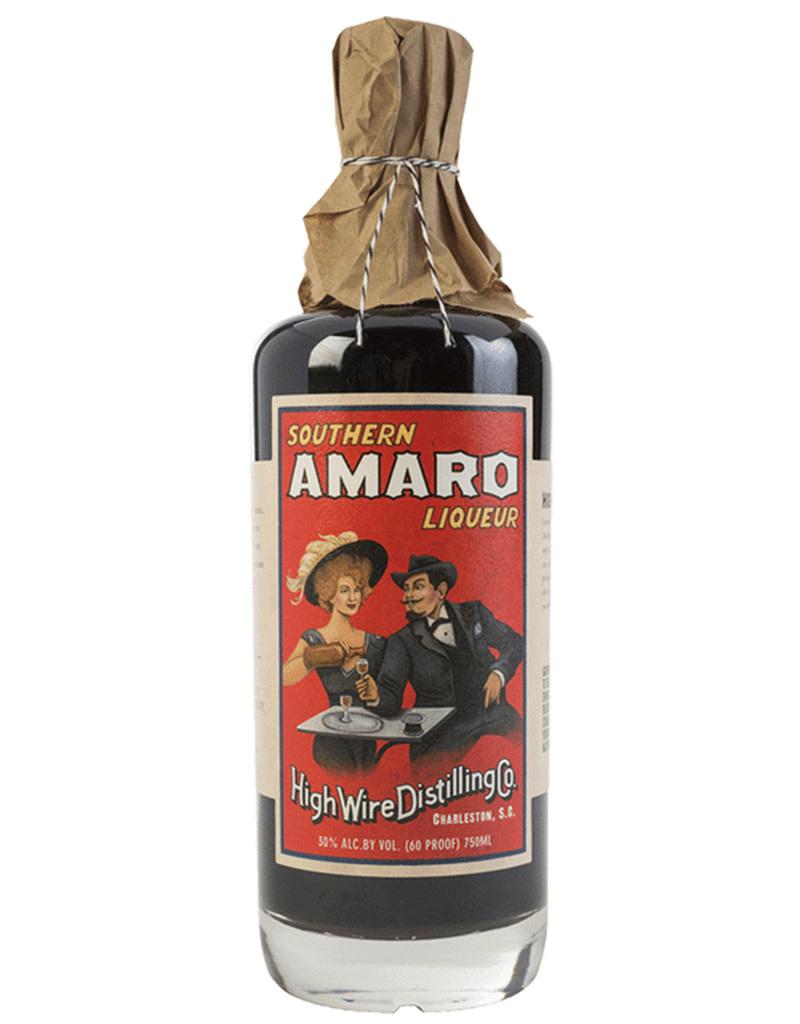 High Wire Distilling Company, Southern Amaro Liqueur