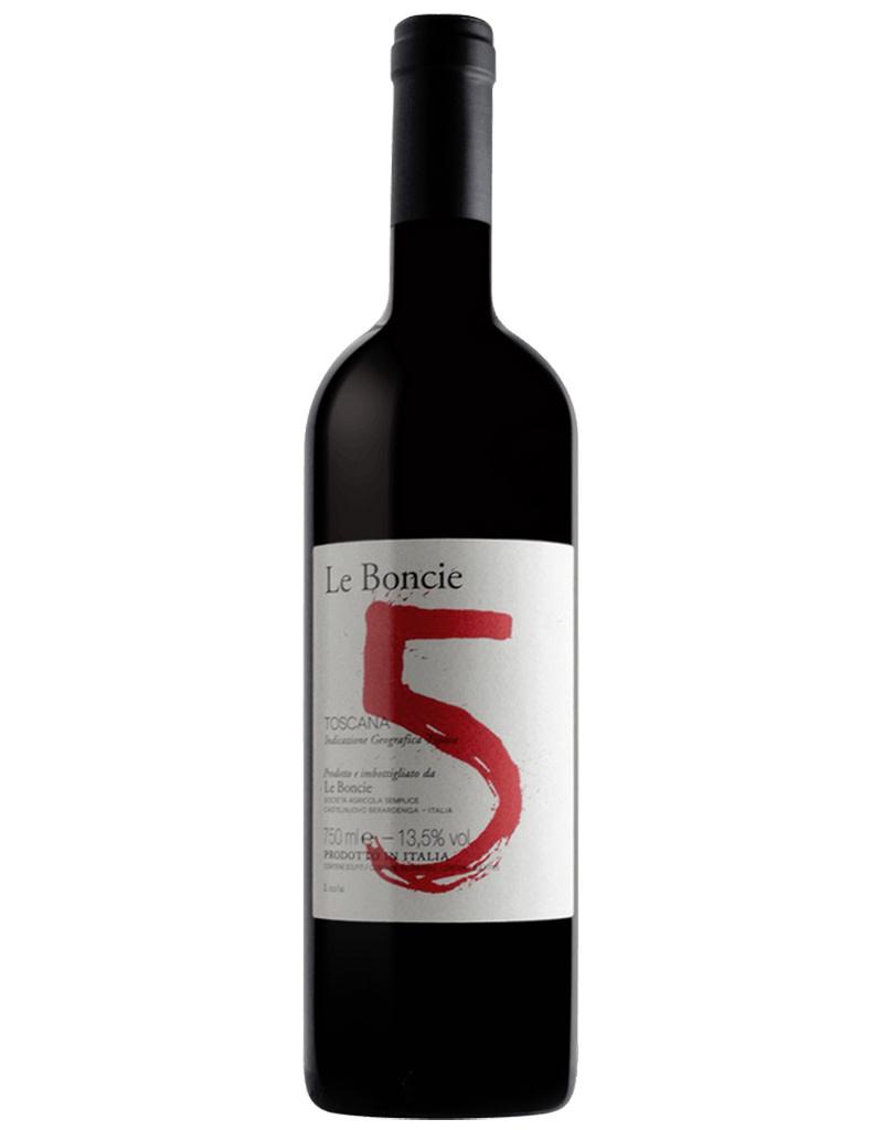 Podere Le Boncie 2019 Cinque '5', Rosso di Toscana, Italy