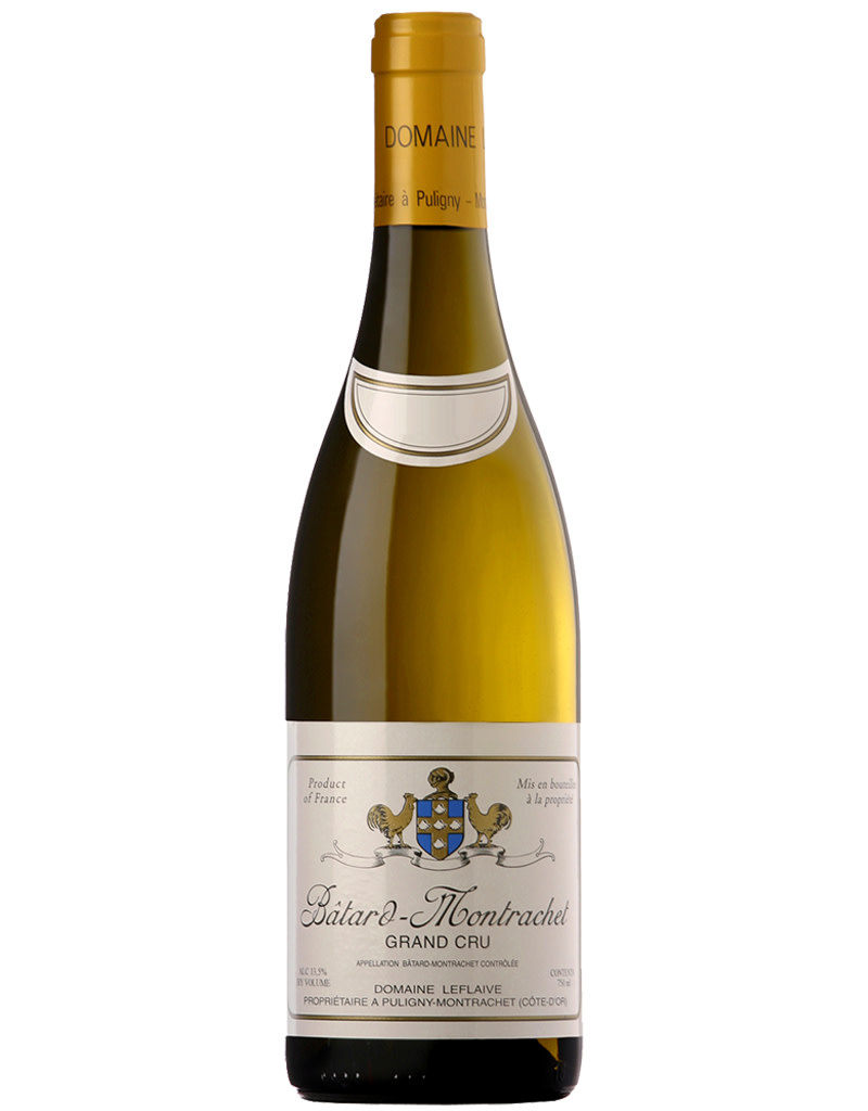 Domaine Leflaive 2018 Bâtard-Montrachet Grand Cru, Côte de Beaune, Burgundy, France