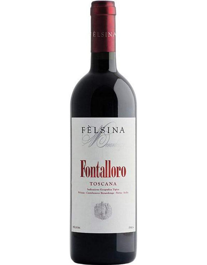Fèlsina 2018 Fontalloro Berardenga, Tuscany, Italy