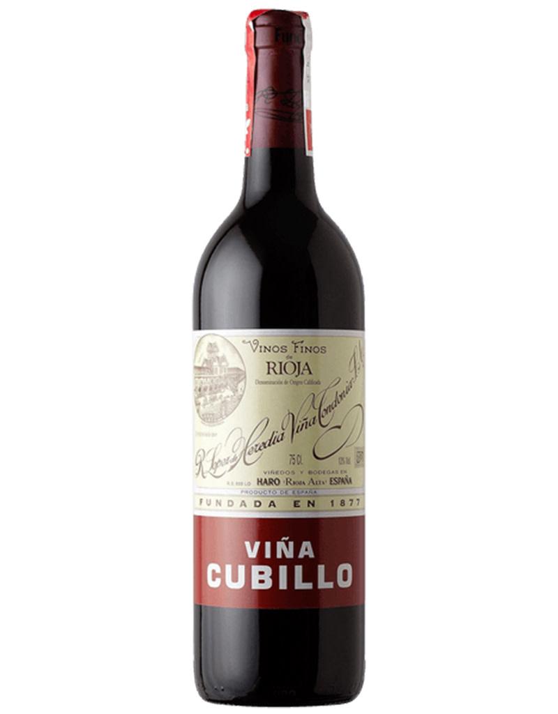 R. López de Heredia 2012 Viña Tondonia 'Viña Cubillo' Crianza Rioja DOCa, Spain