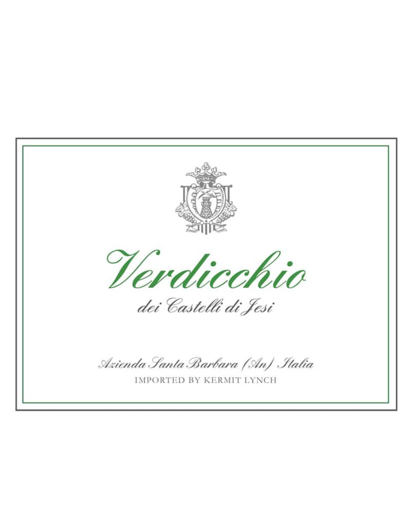 Santa Barbara Stefano Antonucci 2018 Verdicchio dei Castelli di Jesi Marche, Italy