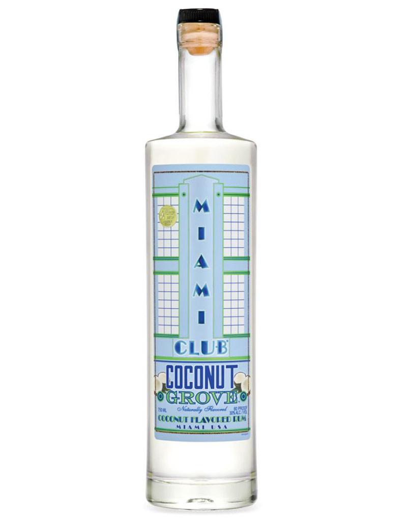 Miami Club Coconut Rum, Florida