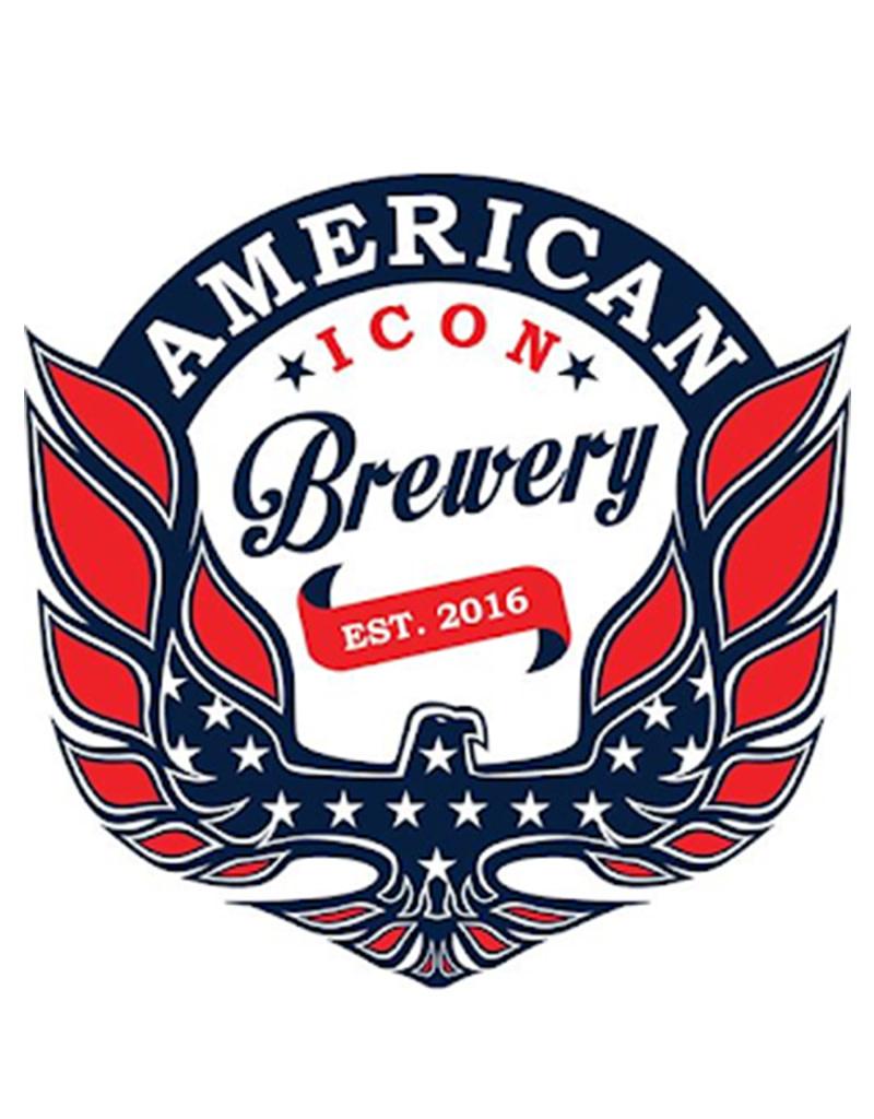 American Icon Brewery Florida Heat Sour Ale, Vero Beach, Florida,  16oz Single Can