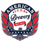 American Icon Brewery Icon Haze IPA, Vero Beach, Florida, 16oz Single Can