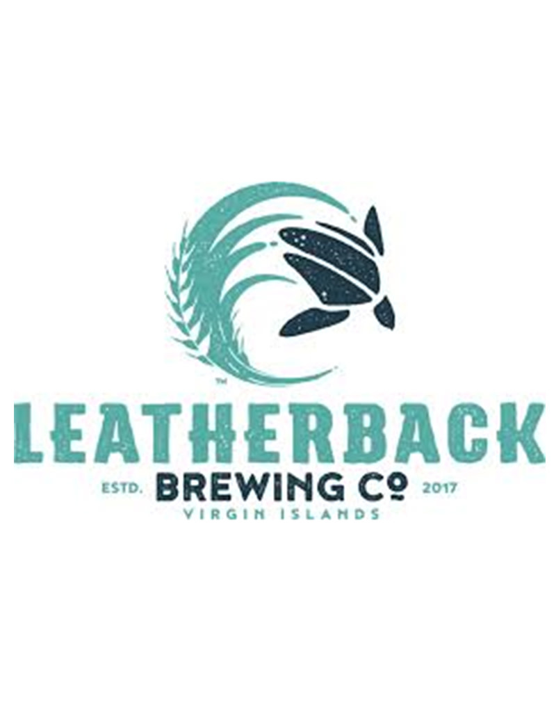 Leatherback Brewing Co. Island Life Lager, Virgin Islands 6pk Cans